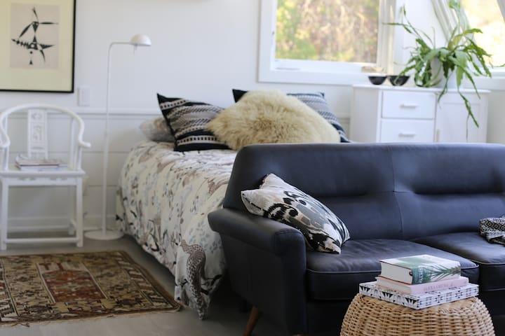 Chic and Comfortable Studio In Lafayette - Lafayette - Leilighet