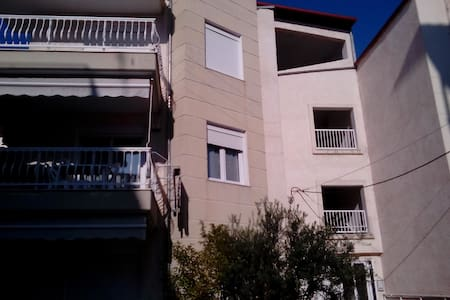 Two room apartments - Paralia