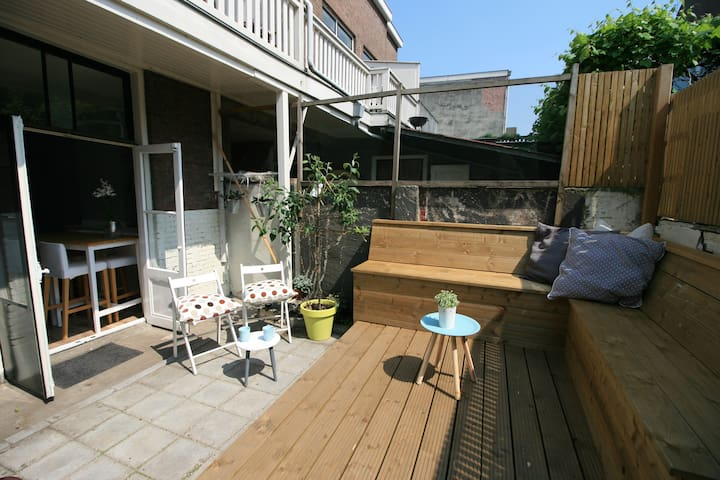 Charming home, city center + garden - Utrecht - Apartment