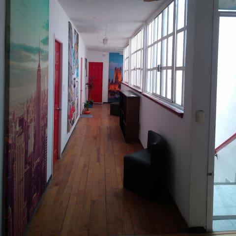 Habitaciones para jovenes - Tlalnepantla de baz  - Lägenhet