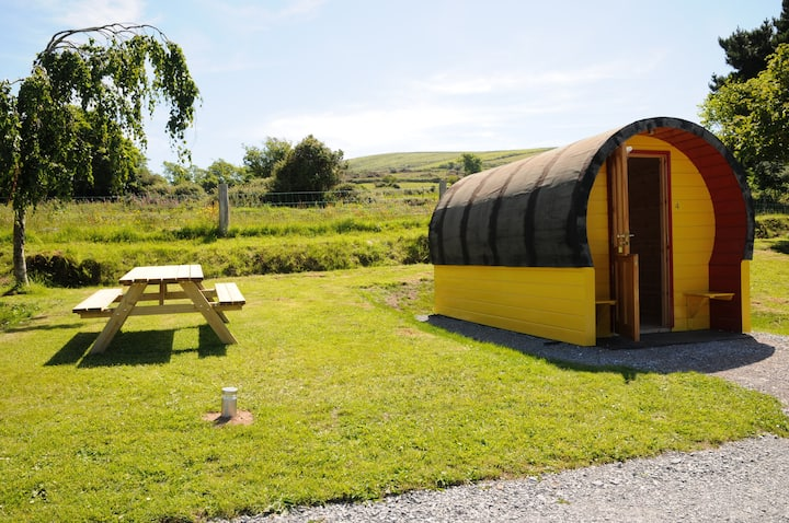 Coach Field Camp, Glamping PODs, County Kerry, IRE