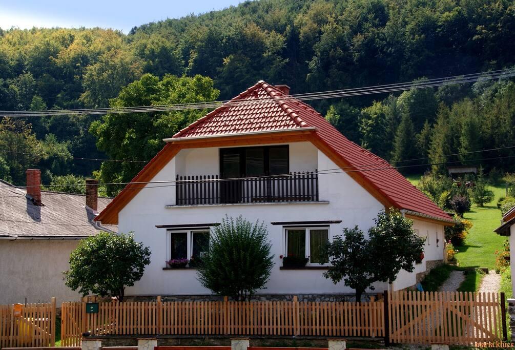 Maria' house