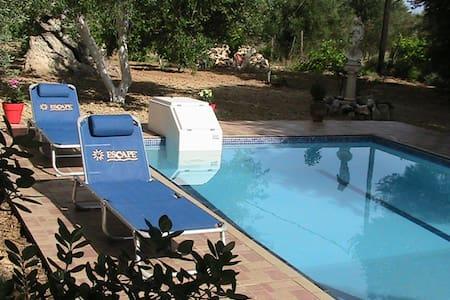 Villa Afroditi,in the Cretan nature - Willa