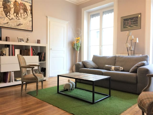 Newly renovated apt in city center - Lyon - Departamento