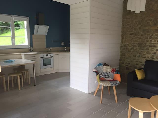 Coteaux de Jurançon charmante maison T3