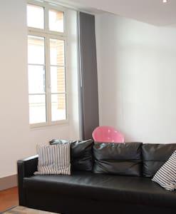 Bel appartement en centre ville - Apartment