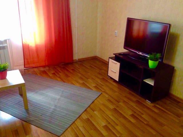 Большая просторная 3-х комнатная квартира