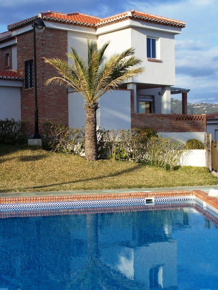 La Rijana - Villa with a view