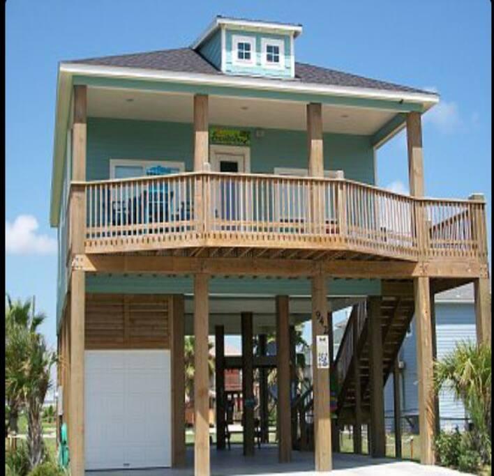 Beach House Rental Crystal Beach: Houses For Rent In Crystal Beach