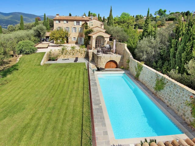 Country House in South of France, near Valbonne - Grasse - Ev