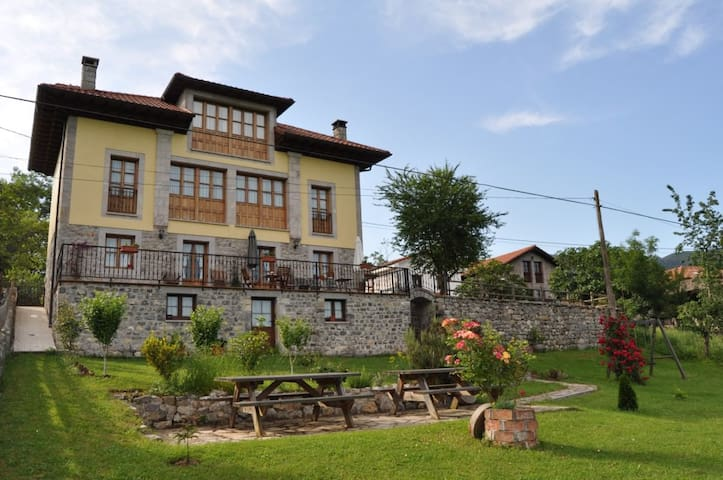 Casa Rural Balcon Picos de Europa - Cangas de Onís - Ház