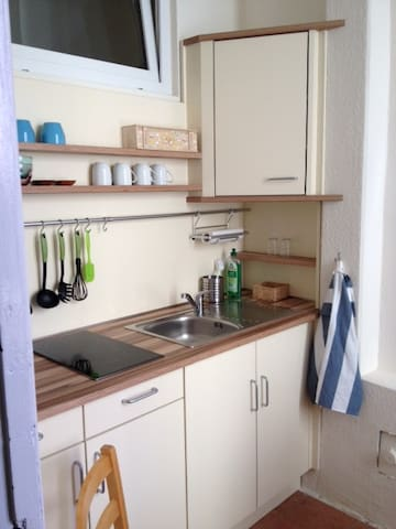 cosy small flat in Güstrow - Güstrow - อพาร์ทเมนท์