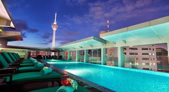 Fancy Suite Standard At Kuala Lumpur