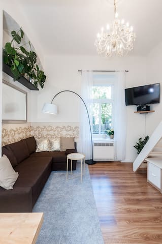 !NEW BEAUTIFUL&LUXURY IN THE CENTER - Prag - Daire