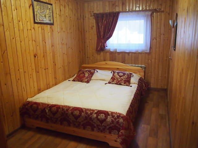 Гостевой дом с баней у реки