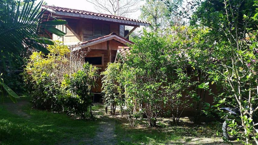 Simple Jungle House - Playa Hermosa, Costa Rica  - Huis