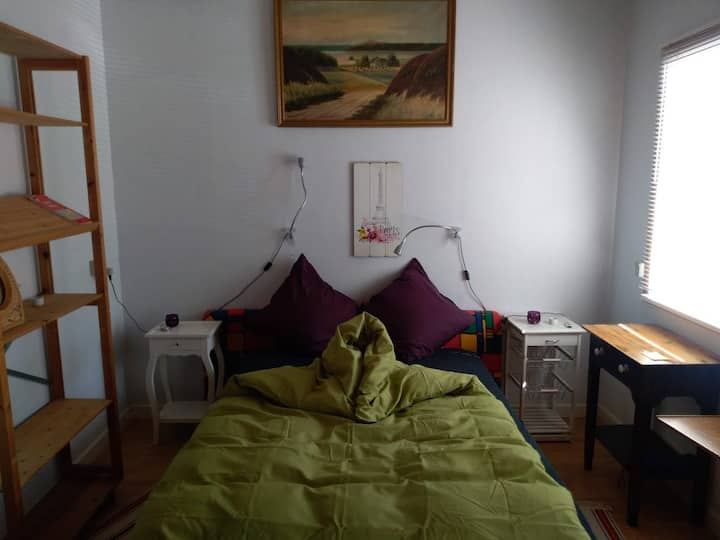L`amour, privat værelse med dobbeltseng