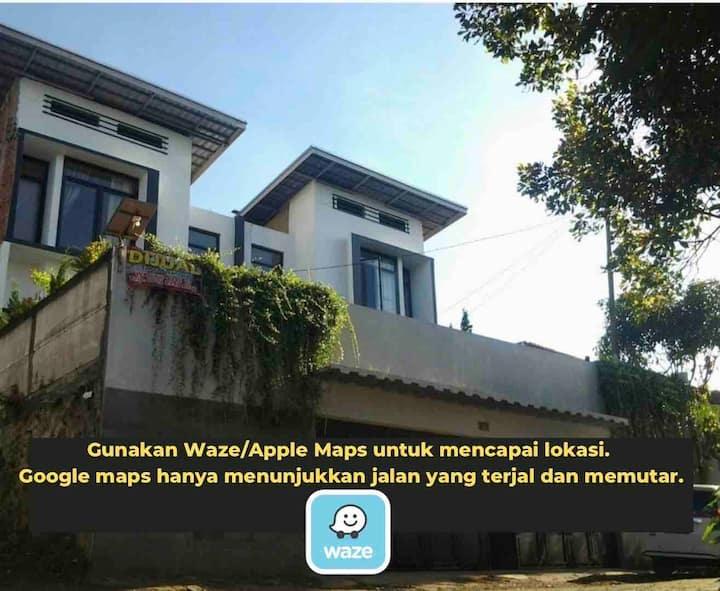 Rumah Kembar Lembang (Family only)