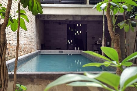 Courtyard House + Private Pool (10 beds)