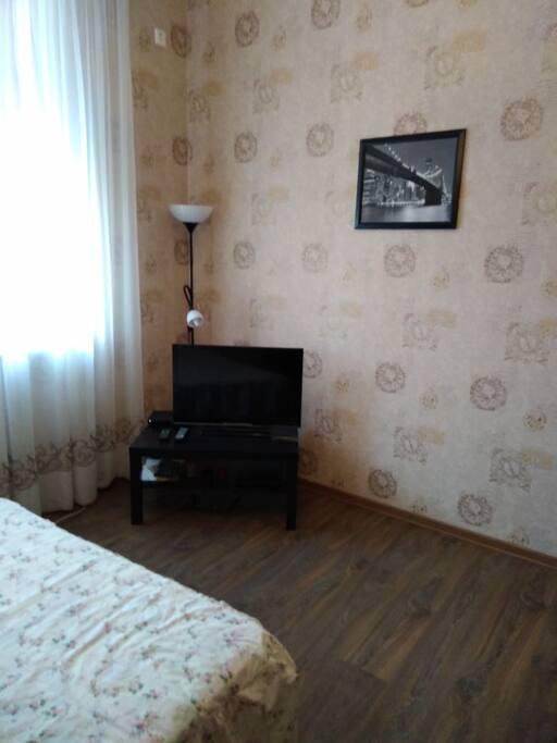 2 спальня