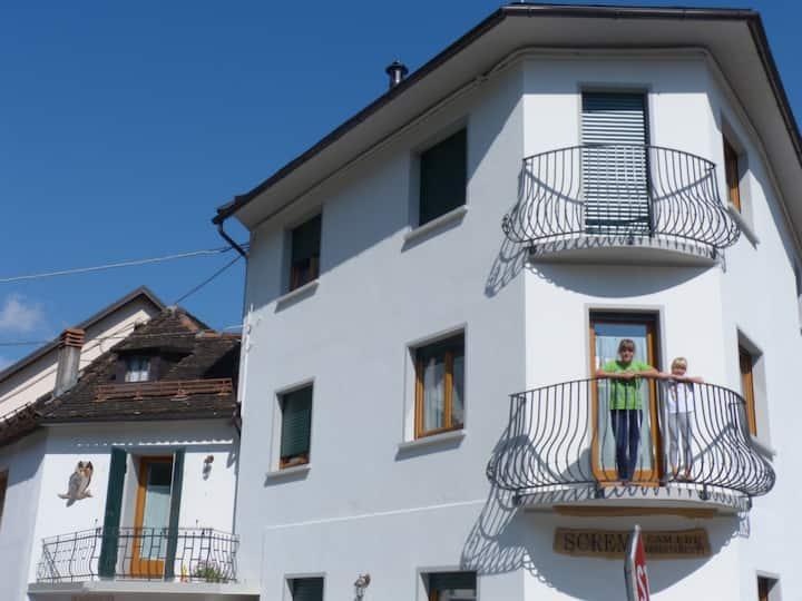 """Appartamento """"stella alpina"""" per 4 persone"""