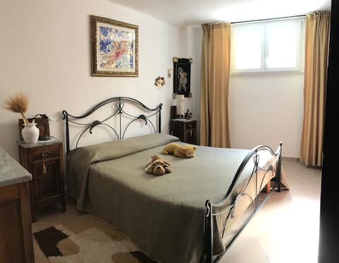 Camuru's House è Ospitalità, Collina, Mare, Family