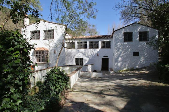 Molino La Flor - Jimera de Líbar - Haus