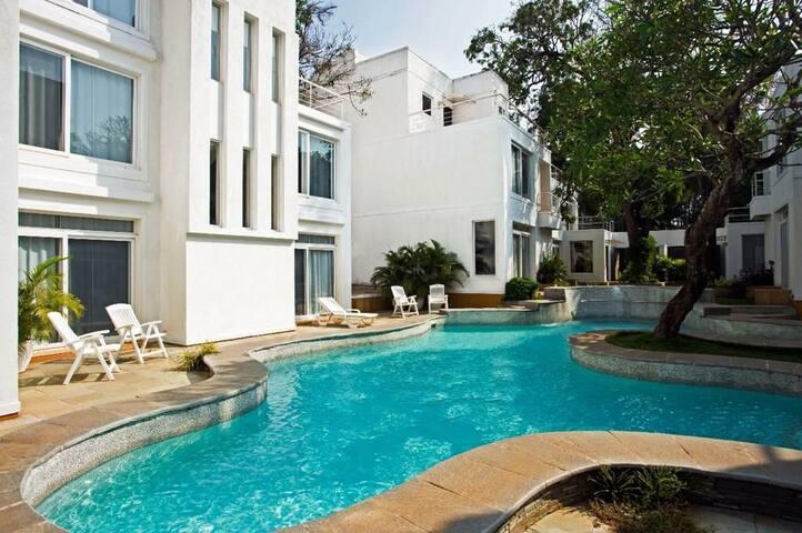 Ultra Luxurious 4# Bedroom Villa Candolim# Beach!!