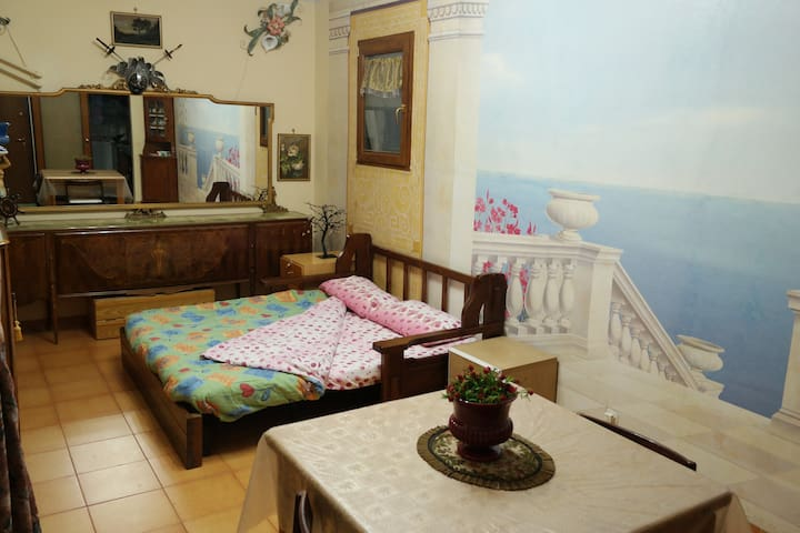 B&B The lighthouse.Pickup available - Fiumicino - House