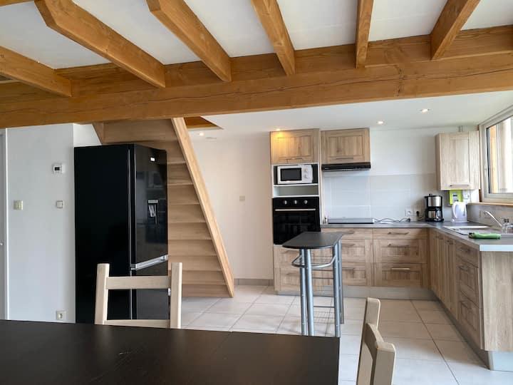 Petite maison individuelle