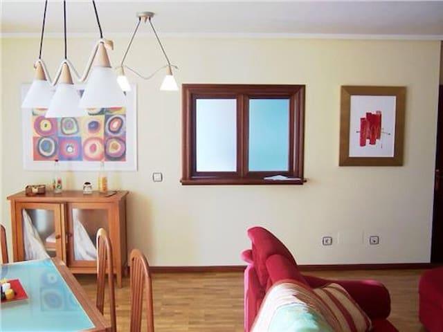 Precioso y acogedor piso en Oviedo.