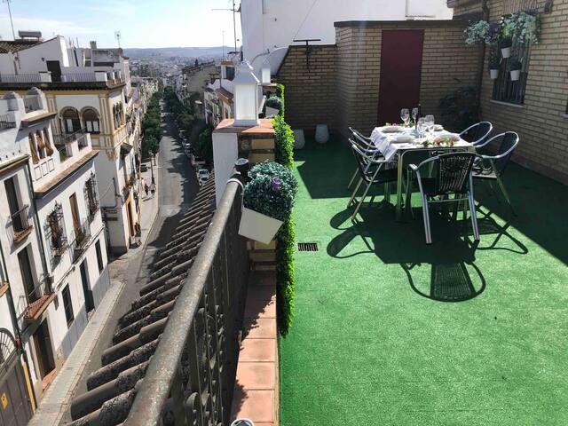 Viviendas Turísticas Balcones de San Fernando