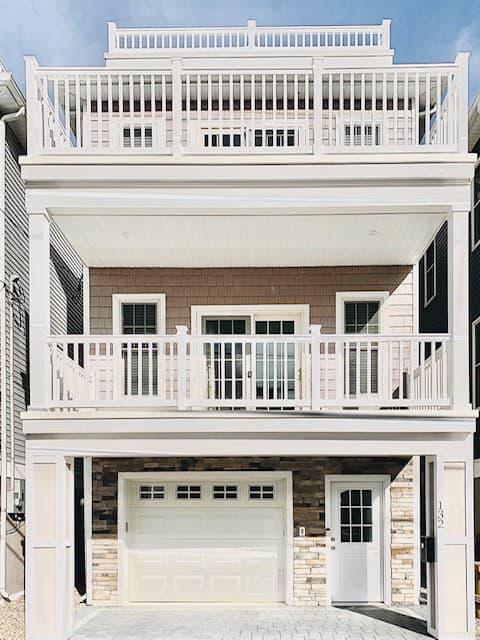 132H : Large Luxury Beach House Seaside Heights