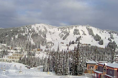 BELLE VUE SILVER STAR SKI RESORT CREEKSIDE - Vernon