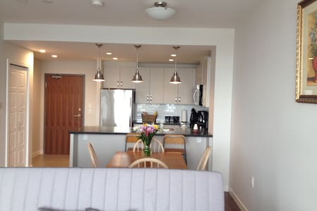 Superb Executive Lower Lonsdale 1 B - North Vancouver
