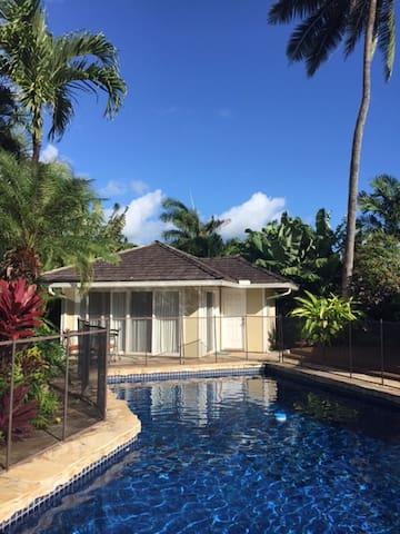 Private Cabana in Kailua - Kailua