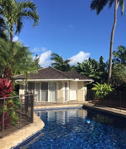 Private Cabana in Kailua - 凯鲁瓦 - 宾馆