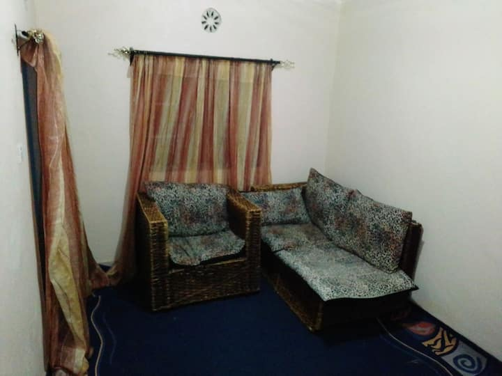 good environment for family 3mnts from tarmac rd