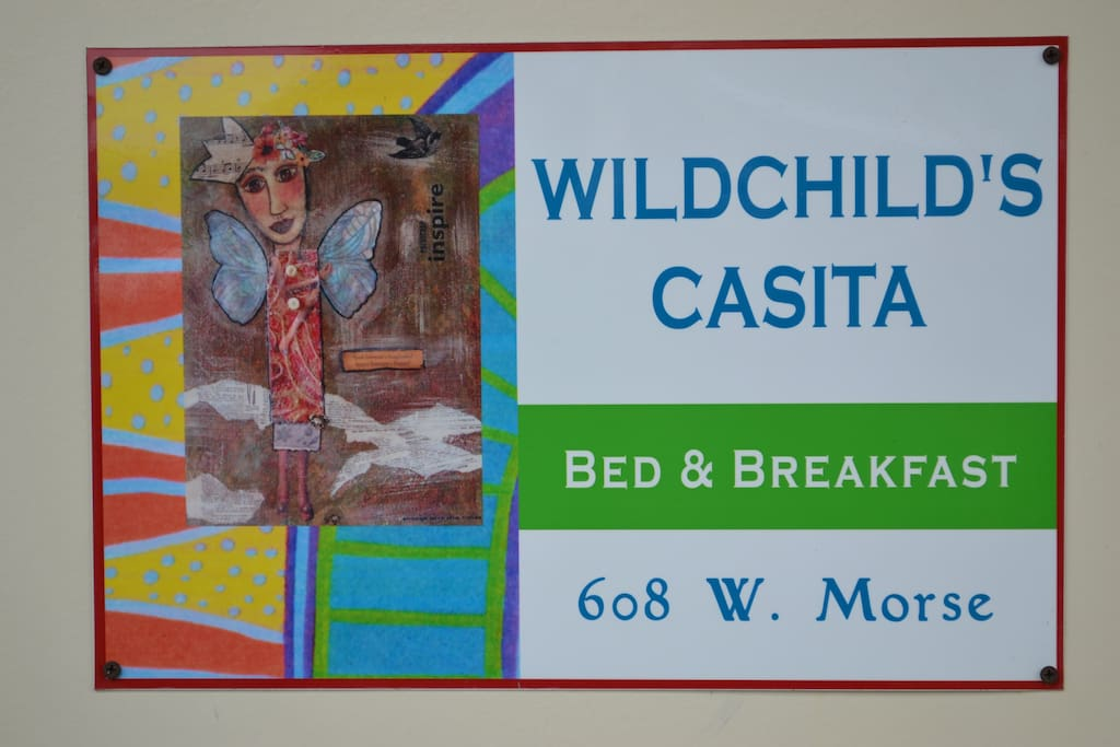 """Welcome to the """"Casita"""""""