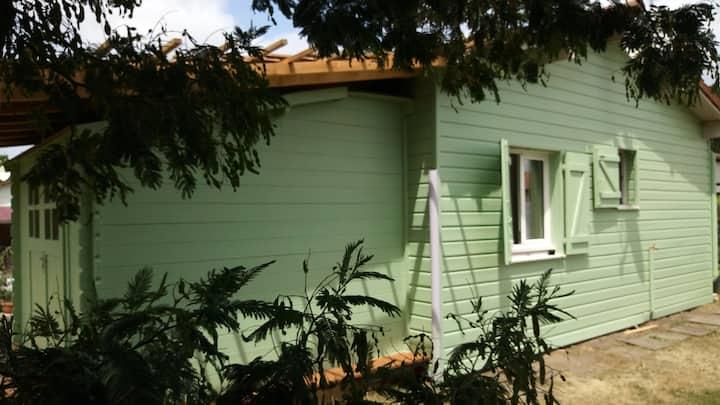 Studio Sainte Eulalie en Born, prox Mimizan- Calme