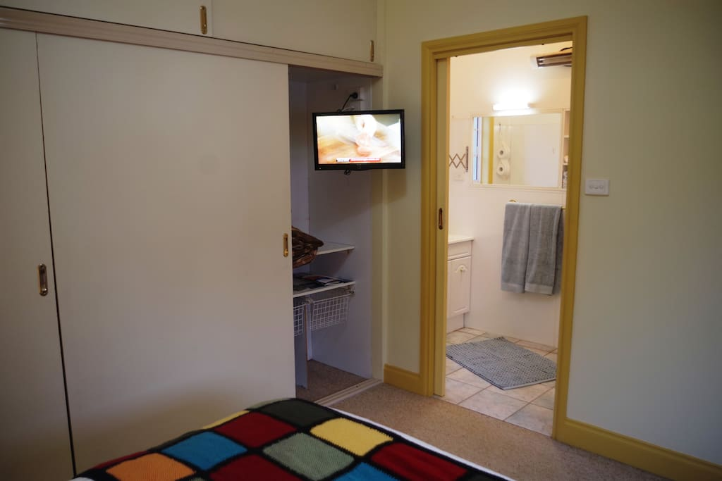 Small Flat Screen TV