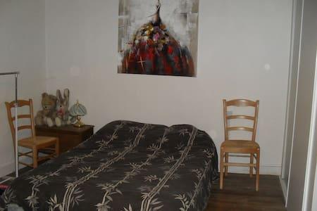 Chambre au cœur du village
