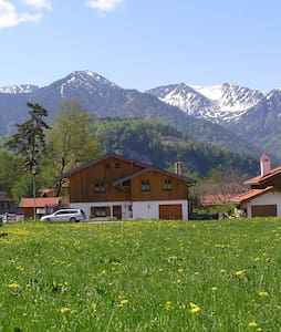 Privatzimmer in Voralpenregion - Ház