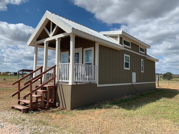 Vineyard View Cabin at Rustic Spur