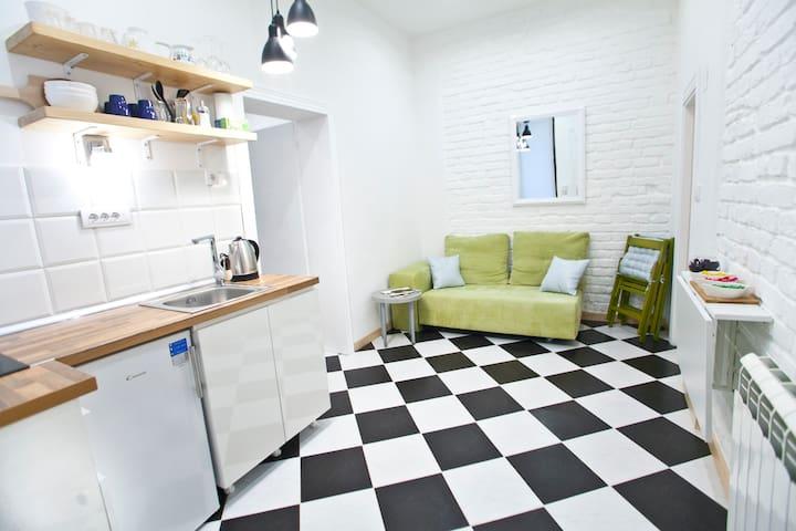 Brand new apartment in Belgrade near Skadarlija