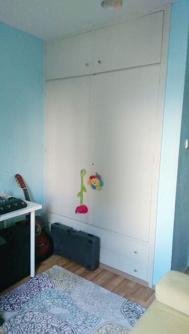 guest's room