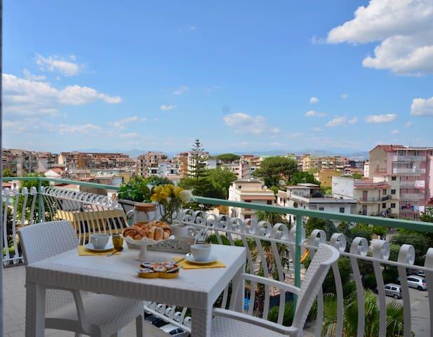 Appartamento con Cucina  Relais Bellavista