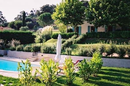 La Bastide Provence - Auribeau-sur-Siagne - Huis