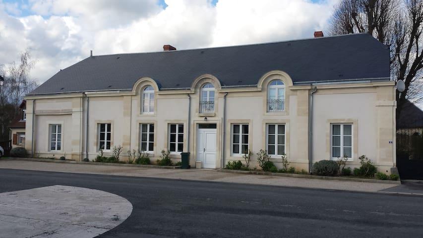 Le Clos de la Robe - Vandeuil - Guesthouse