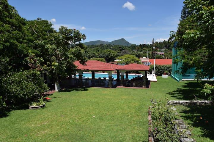 Casa  Real del Puente, Xochitepec Morelos.